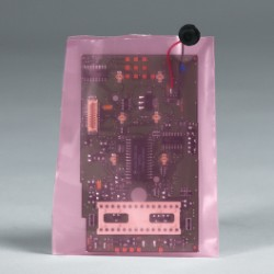 Anti-Static Flat Poly Bags - 4 Mil