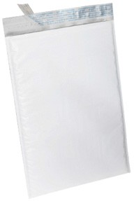 #0 - 6.5x10'' Poly Bubble Mailers 750ct