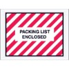 4 1/2'' x 6''  ''Packing List Enclosed'' Envelopes - case of 1000