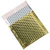 7 x 6 3/4'' GOLD Glamour Bubble Mailers 72ct