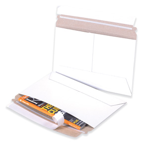 6x8 Quot 1 Self Seal Rigid Mailers 100ct Stay Flat Photo