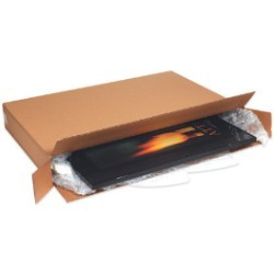 24'' x 5'' x 24''  Side Loading Boxes - bundle of 25