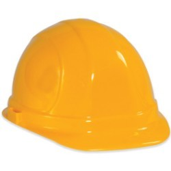 3M XLR8? Yellow Hard Hat - case of 4