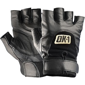 Half-Finger Impact Gloves - case of 2 pairs