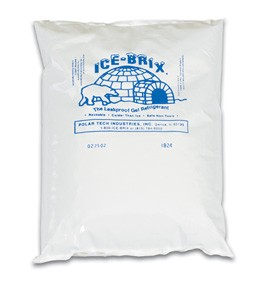 10 x 6 x 1-1/2'' (32 oz.) Cold Packs 9ct