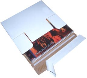 CD Mailers Self Seal (1 CD) 200ct