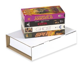 Video Tape Mailers (4 VHS) 20ct