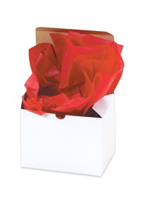 20''x30'' Red Tissue Paper 480 Sheets
