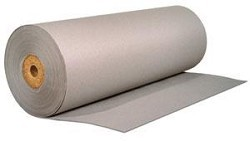 36'' Bogus Kraft 50# Packing Paper Roll