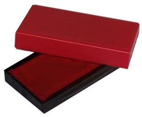Red Ink Pad Refill for Self Inking Stamps