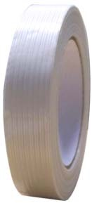 1'' Wide x 60yd Glass Filament Strapping Tape 9pk