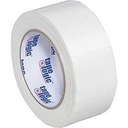 2'' Wide x 60yd Glass Filament Strapping Tape 6pk