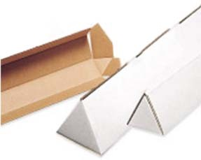 2x36 1/4'' Triangle Mailer 50ct